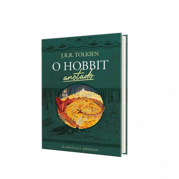 O Hobbit é um dos produtos com desconto no aniversario magalu do NerdBunker