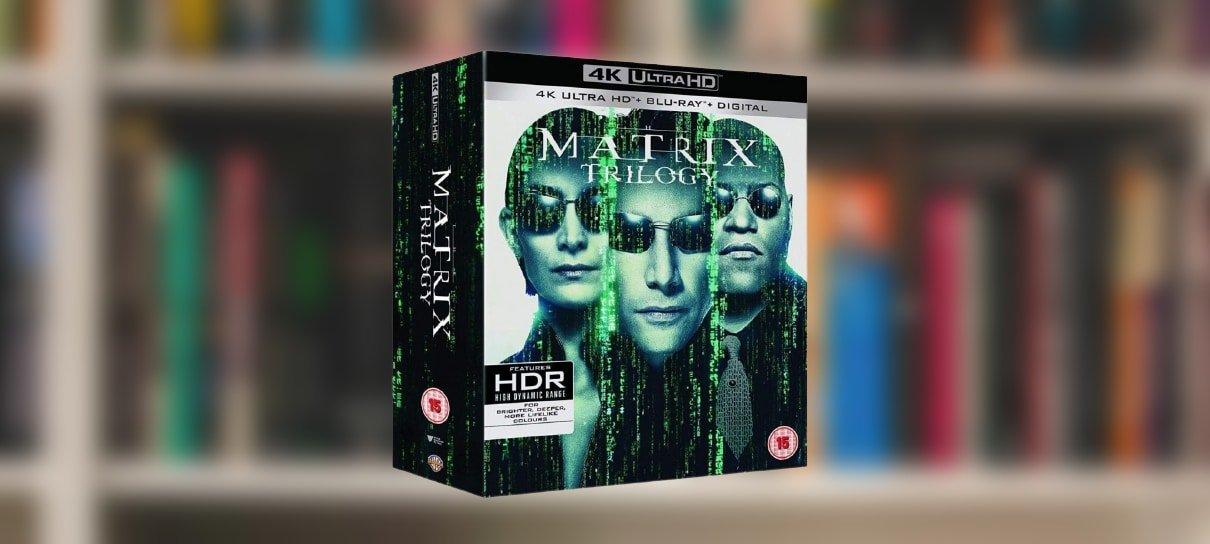 10 produtos de Matrix para você curtir o trailer