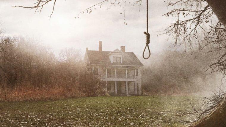 Casa de Invocação do Mal é colocada à venda por US$ 1,2 milhões