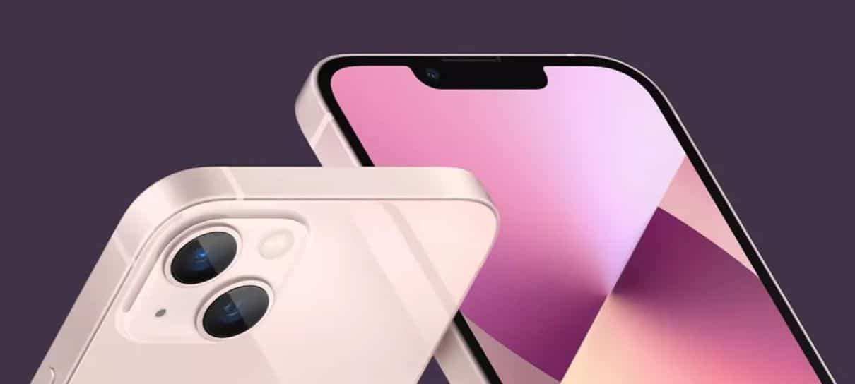 iPhone 13 chegará ao Brasil com preços entre R$ 6.599 e R$ 15.499