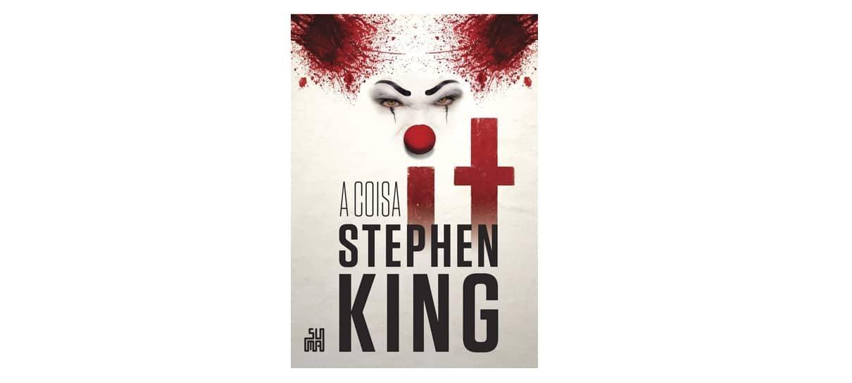 It: a coisa é um dos livros da biblioteca do Stephen King