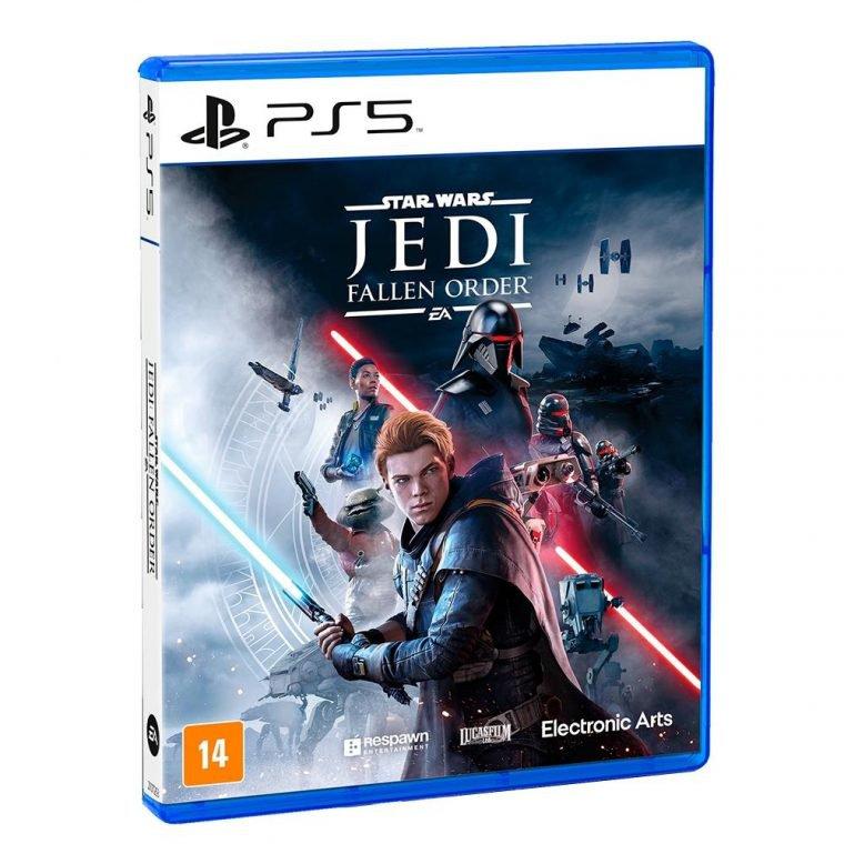 Jedi Fallen Order é um dos itens de Star Wars para você ter em casa