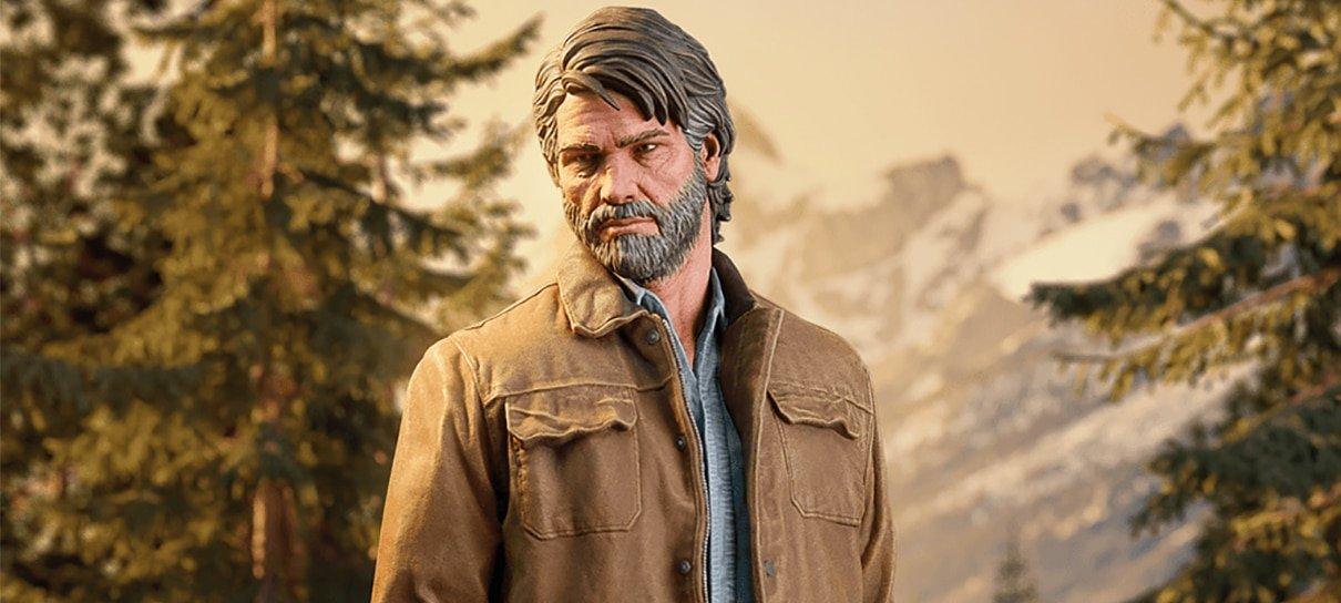 Joel de The Last of Us Part II ganha colecionável da Dark Horse Direct