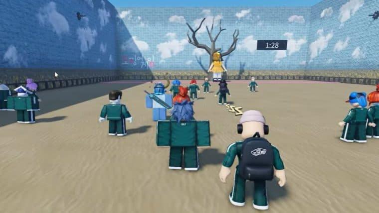 Jogos de Round 6 estão sendo recriados em Roblox pelos usuários