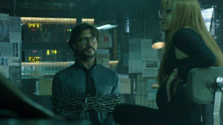 Netflix divulga os primeiros 15 minutos de La Casa de Papel Parte 5; assista aqui