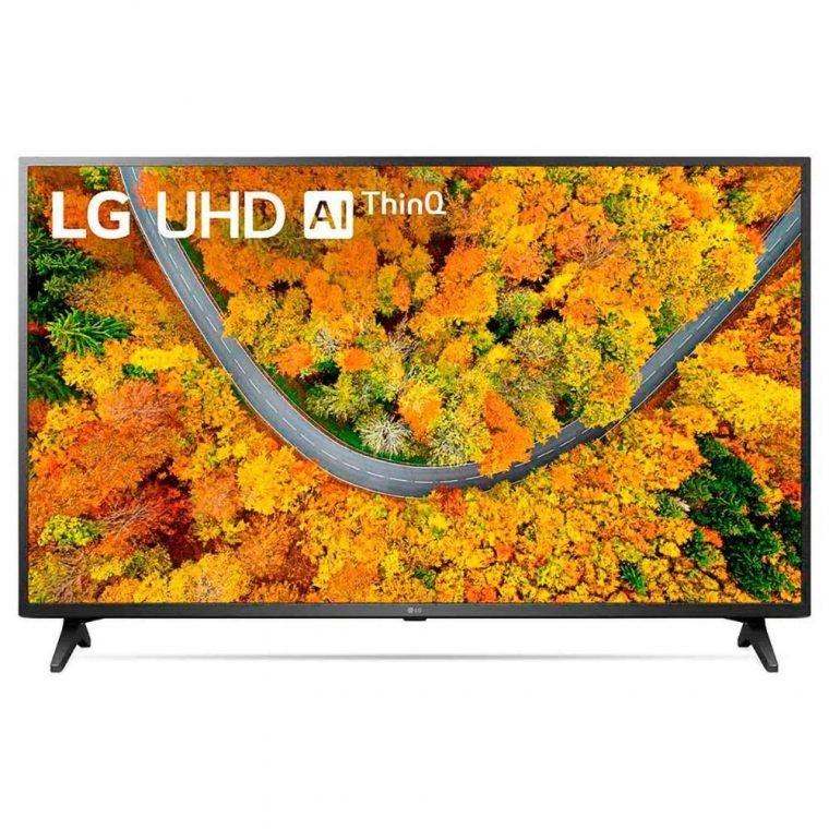 TV LG de 50'' é um dos produtos com desconto no aniversario magalu do NerdBunker