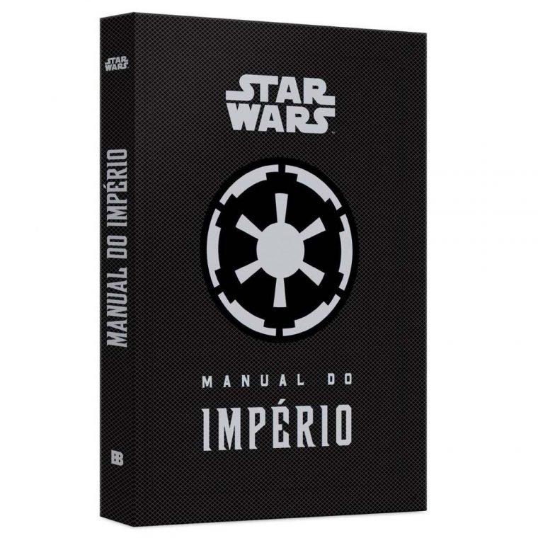 Manual do Império é um dos itens de Star Wars para você ter em casa
