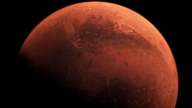 NASA confirma que Marte teve milhares de erupções vulcânicas