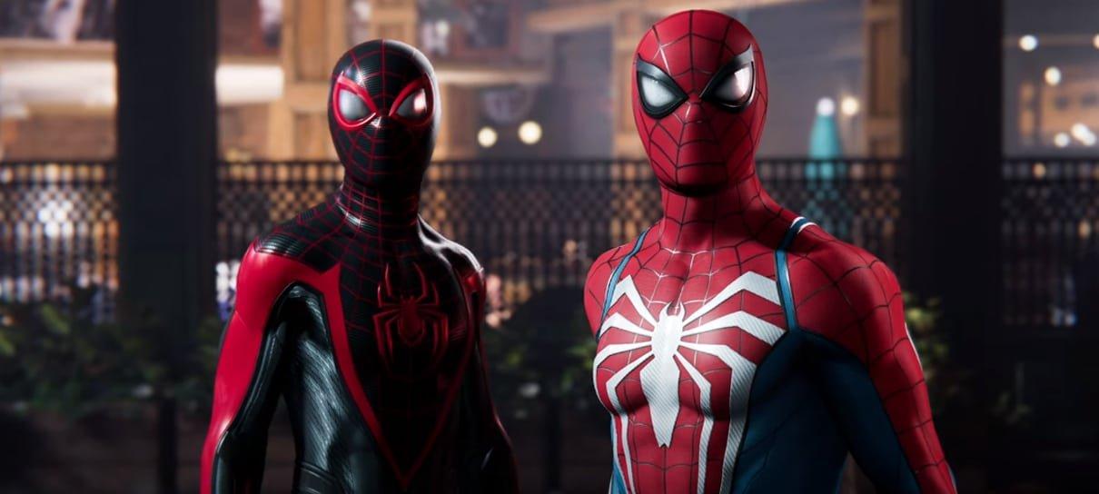 Marvel's Spider-Man 2 é anunciado com trailer empolgante - NerdBunker