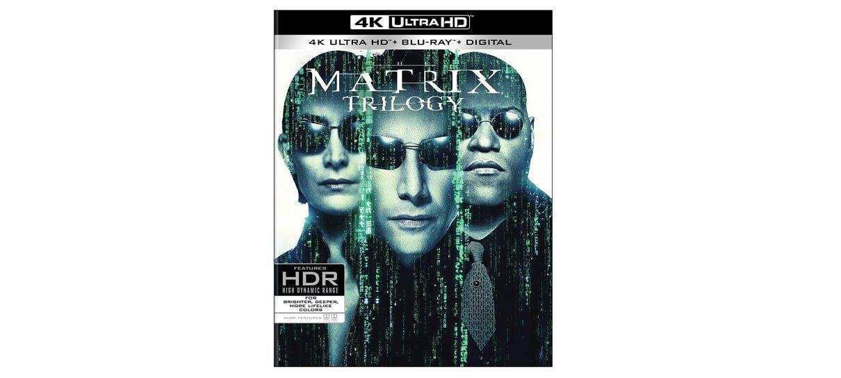box de matrix blu-ray é um dos produtos de matrix na lista do NerdBunker