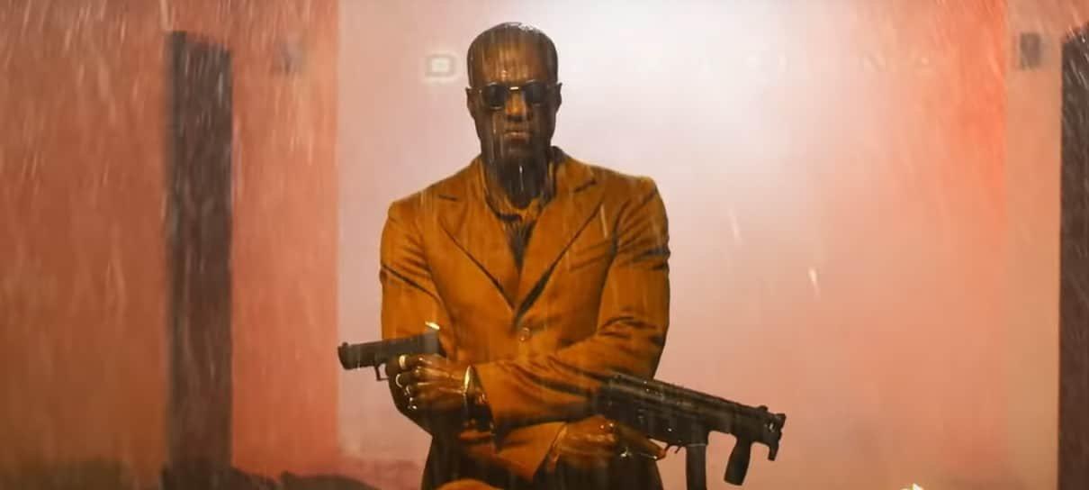 Yahya Abdul-Mateen II confirma que está interpretando Morpheus em Matrix Resurrections