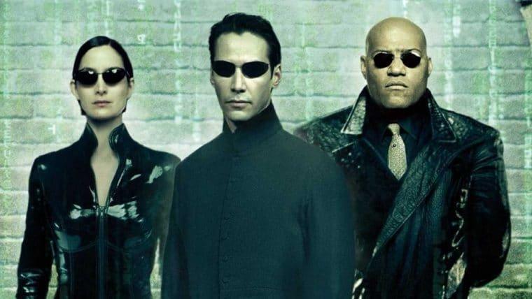 Saiba onde assistir aos filmes de Matrix