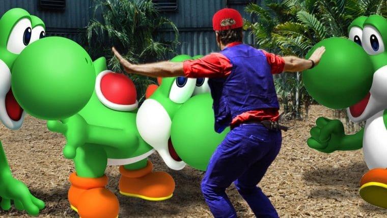 Elenco do filme de Mario é anunciado e internet reage com memes