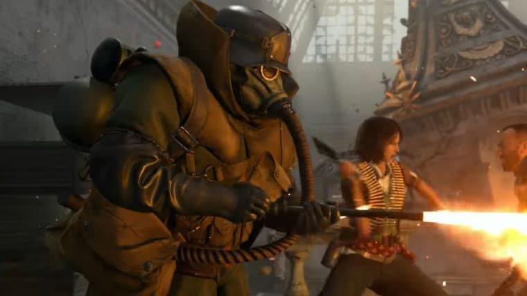 Modo multiplayer de Call of Duty: Vanguard recebe trailer cheio de porradaria