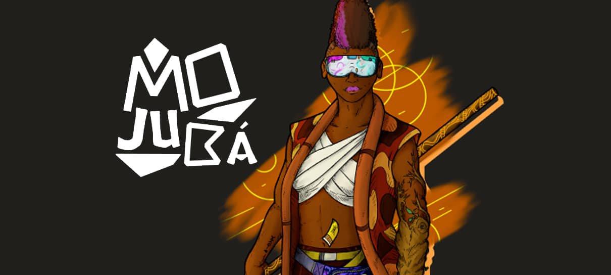 Mojubá, RPG afrofuturista de fantasia urbana, abre campanha de financiamento coletivo