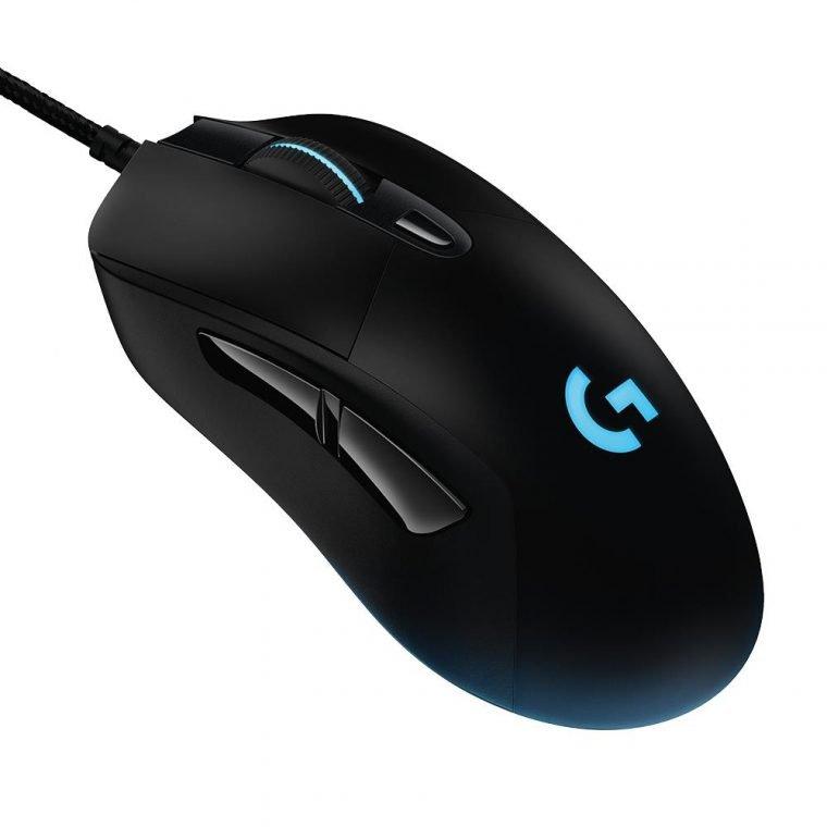 Mouse gamer Logitech é um dos produtos com desconto no aniversario magalu do NerdBunker