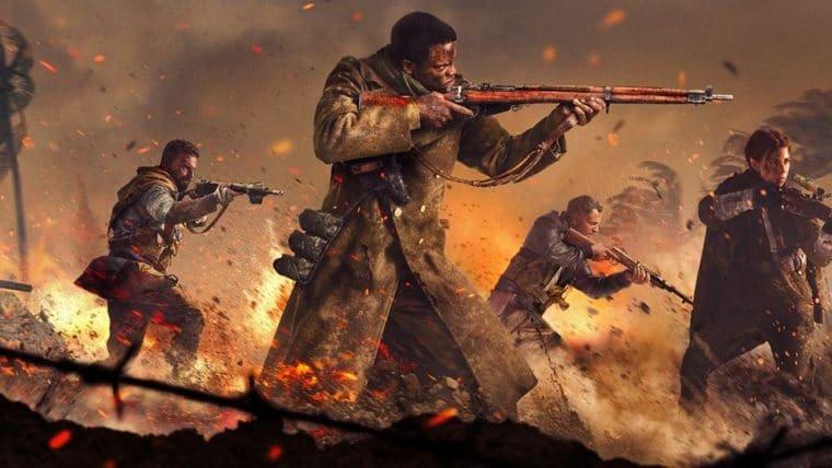 Multiplayer de Call of Duty: Vanguard é destruição e caos em partidas de até 48 jogadores