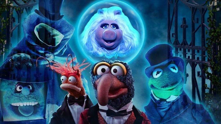 Disney Plus lança trailer e pôster do especial de Halloween dos Muppets