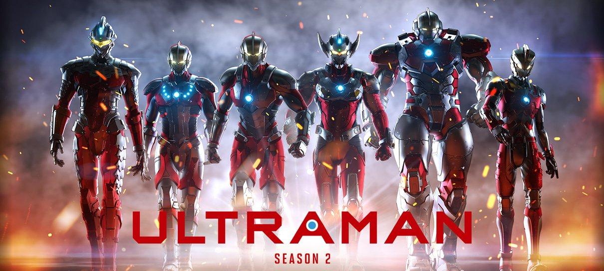 Netflix revela novidade dos animes ULTRAMAN, Aggretsuko e mais