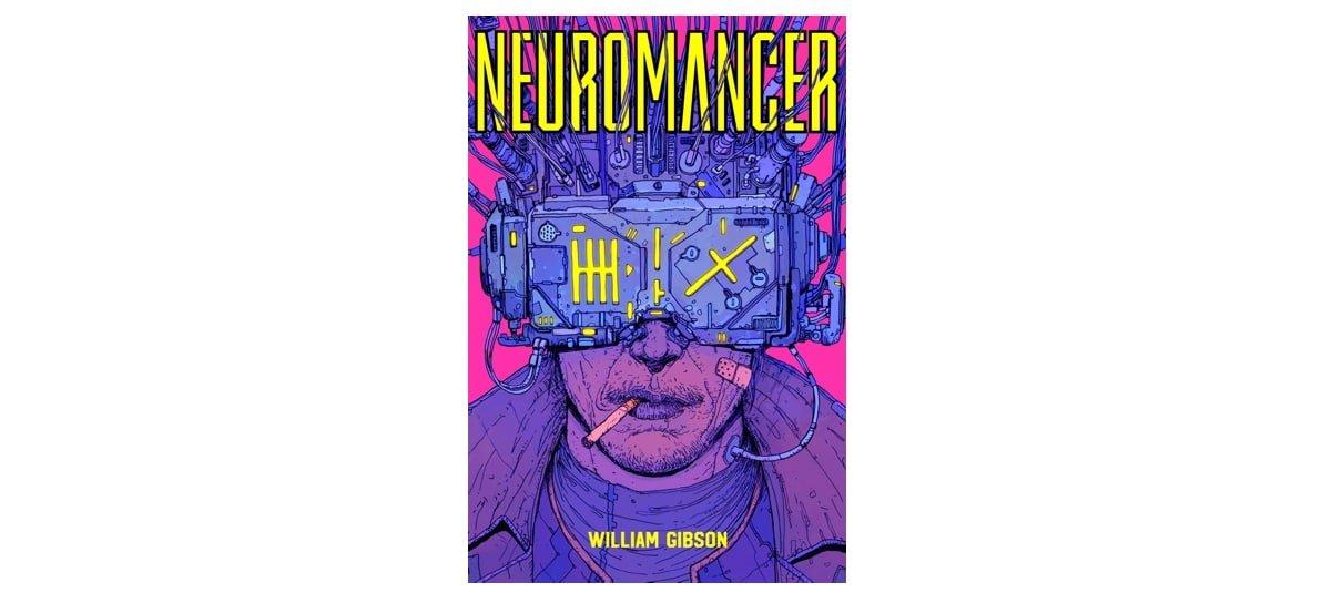 Neuromancer é um dos produtos de matrix na lista do NerdBunker