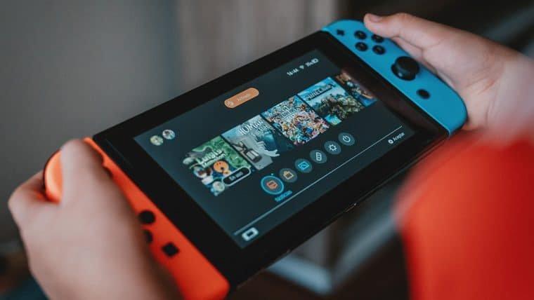 Atualização do Nintendo Switch adiciona suporte para dispositivos de áudio Bluetooth
