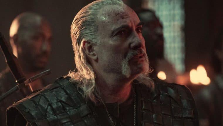 Novas imagens da 2ª temporada de The Witcher destacam visual de Vesemir