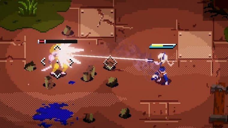 Novo trailer de Unsighted, metroidvania brasileiro, apresenta o combate do jogo
