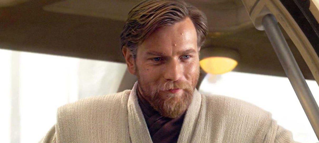 Ewan McGregor revela que série de Obi-Wan Kenobi terminou as gravações