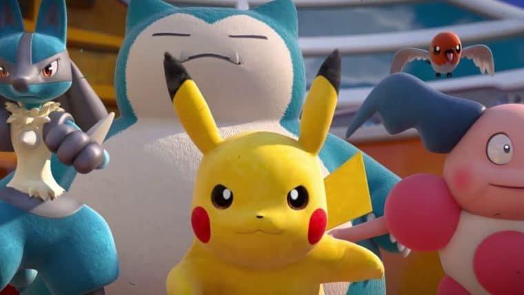 Primeiro torneio oficial de Pokémon Unite acontece ainda neste mês