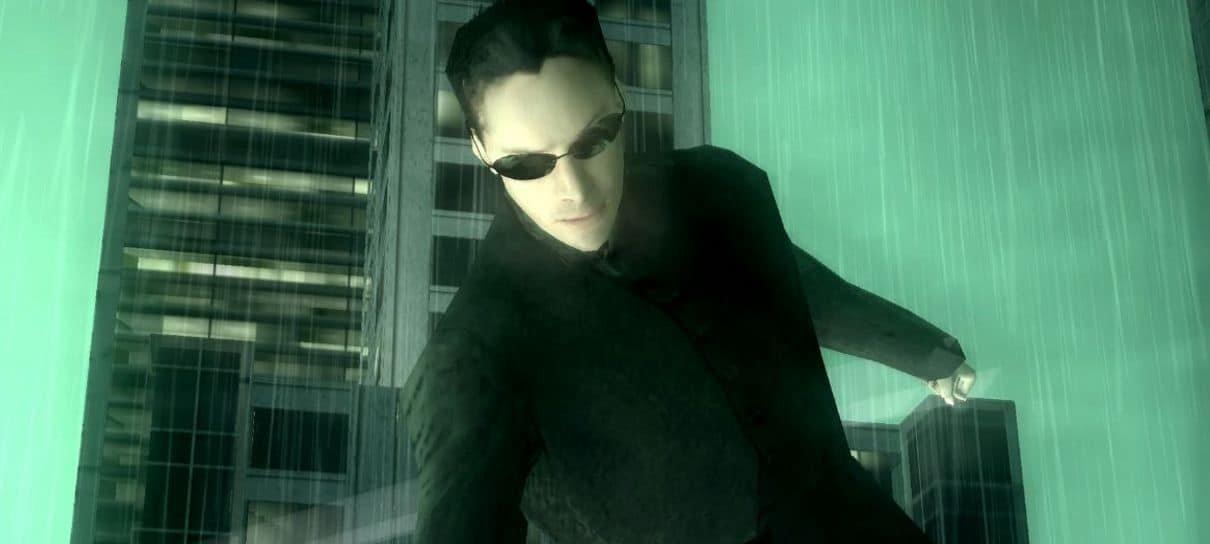 Relembre os jogos da franquia Matrix