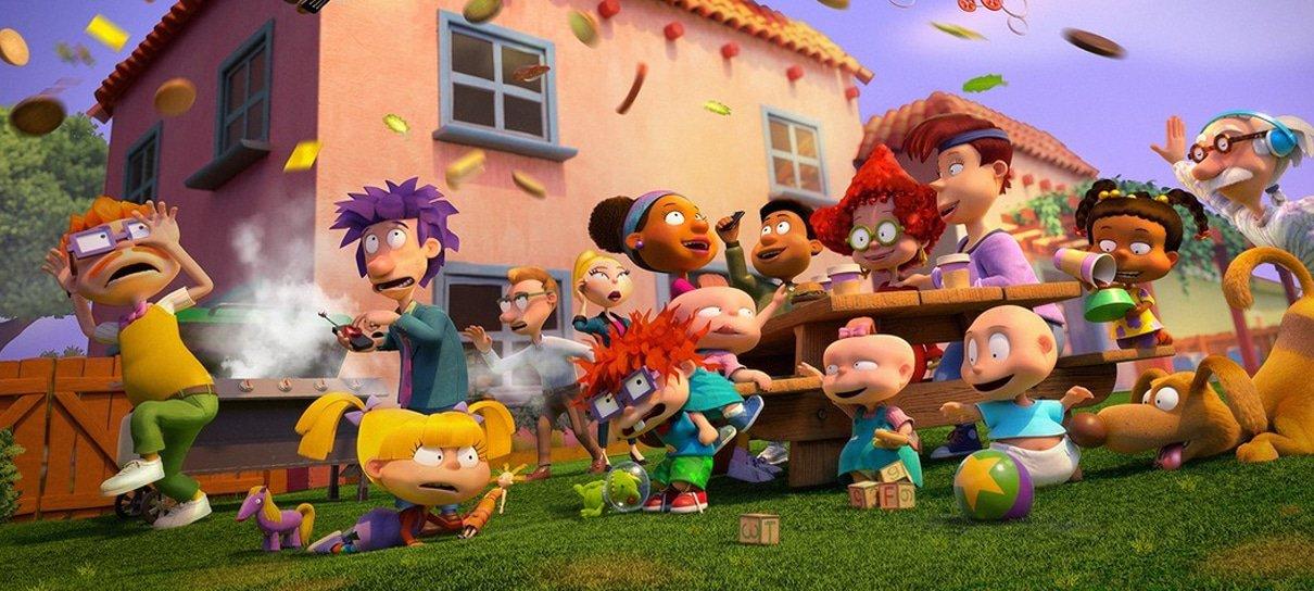 Reboot de Rugrats: Os Anjinhos é renovado para segunda temporada