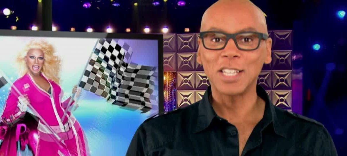 RuPaul se torna a pessoa negra mais premiada do Emmy