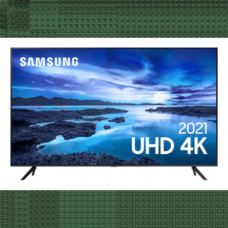 TV Samsung de 43'' é um dos produtos com desconto no aniversario magalu do NerdBunker