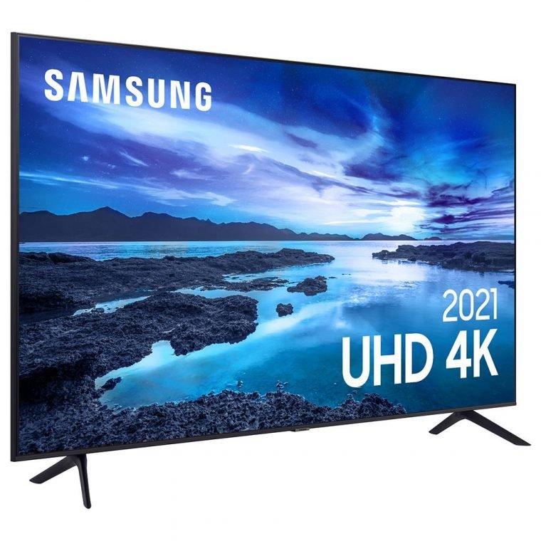 TV Samsung de 65'' é um dos produtos com desconto no aniversario magalu do NerdBunker