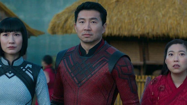 Shang-Chi e a Lenda dos Dez Anéis será lançado no Disney Plus em novembro
