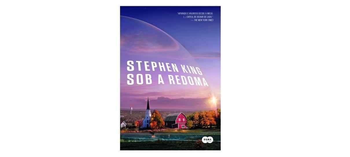 Sob a redoma é um dos livros da biblioteca do Stephen King