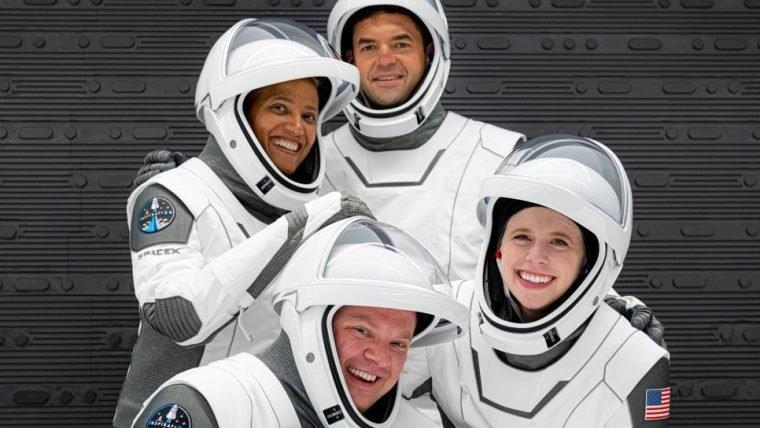 SpaceX vai enviar tripulação totalmente civil para o espaço; saiba como assistir