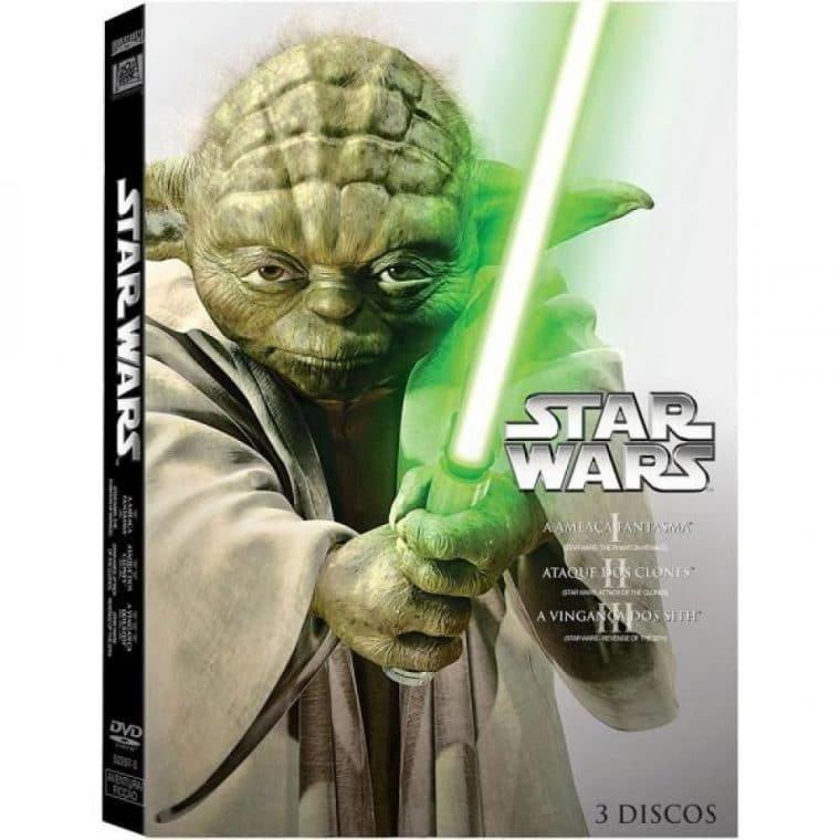 Nova trilogia Star Wars é um dos itens de Star Wars para você ter em casa