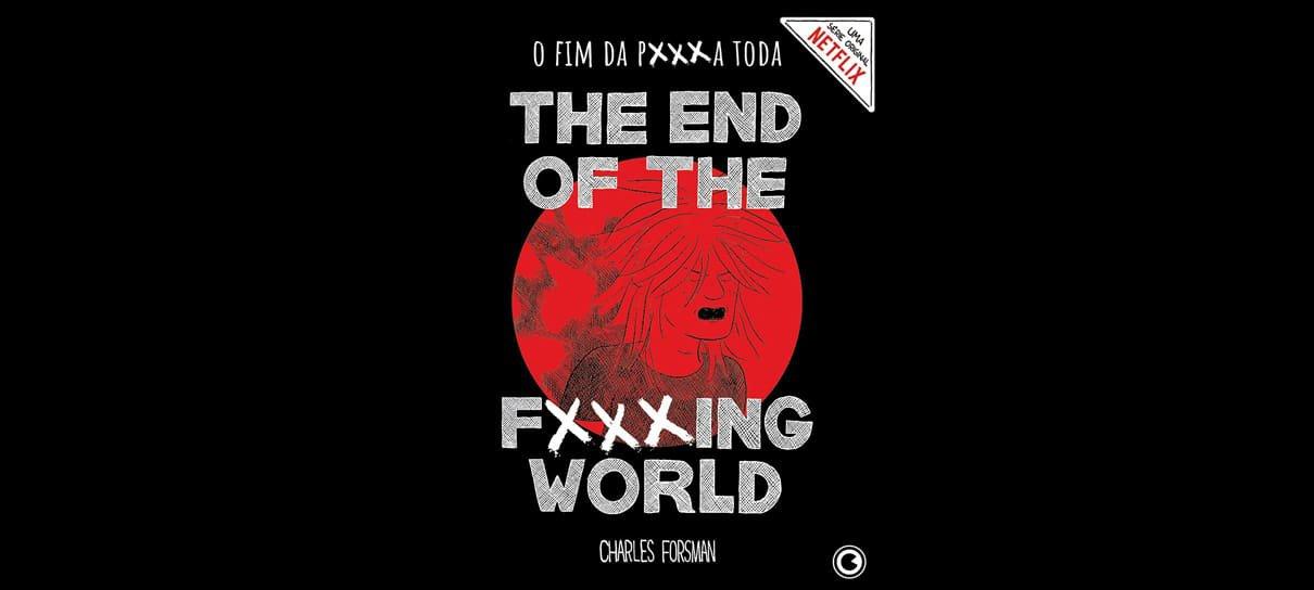 HQ que inspirou a série The End of the F**king World na Netflix chega ao Brasil