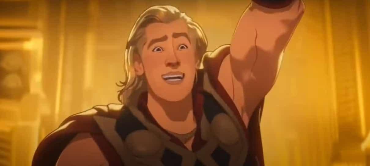 Prévia do próximo episódio de What If...? mostra vida de Thor como filho único