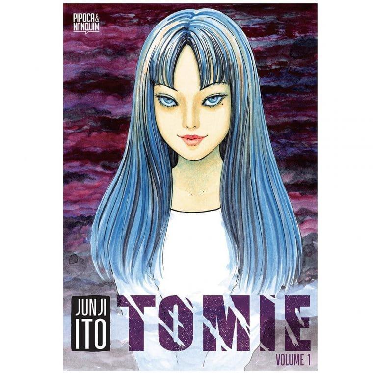 Tomie é uma das obras de Junji Ito à venda