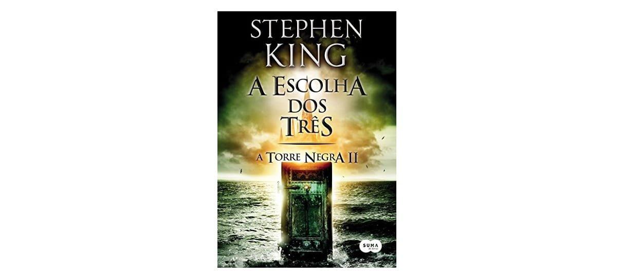 Torre Negra 2 é um dos livros da biblioteca do Stephen King