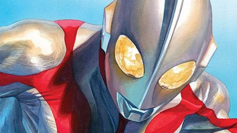 HQ do Ultraman na Marvel chega ao Brasil em dezembro