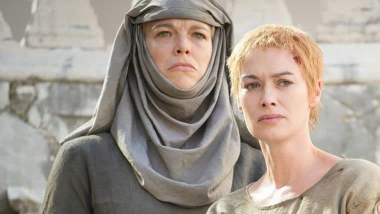 Atriz de Ted Lasso revela que guardou sino usado em cena de Game of Thrones