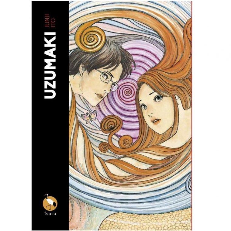 Uzumaki é uma das obras de Junji Ito à venda