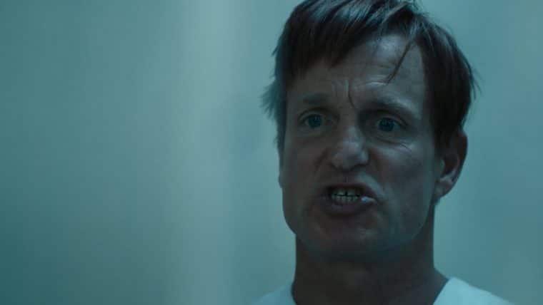 Cletus Kasady provoca Eddie Brock em cena de Venom: Tempo de Carnificina