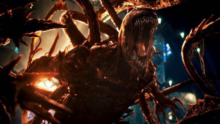 Venom: Tempo de Carnificina tem estreia antecipada no Brasil