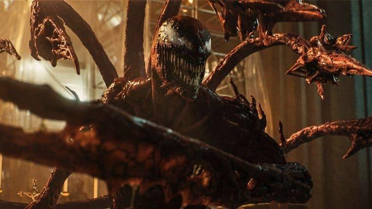 Cletus Kasady vira monstro simbionte em teaser de Venom: Tempo de Carnificina
