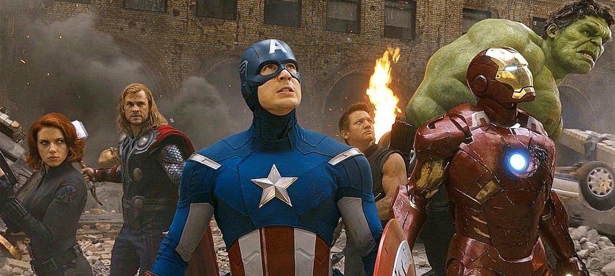 Marvel entra com ações judiciais para manter direitos de personagens dos Vingadores