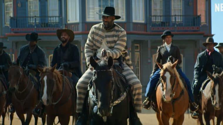 Vingança & Castigo promete embate épico entre Idris Elba e Jonathan Majors em novo trailer